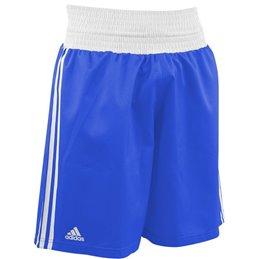 Short de Boxe Anglaise Adidas AIBA noir bleu ou rouge