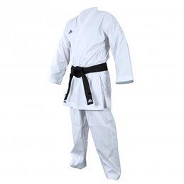 Kimono Karate blanc Adidas modele Adilight