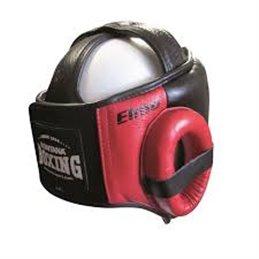 Casque de boxe Cuir Montana Elmo