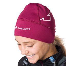 Bonnet Raidlight hiver femme violet