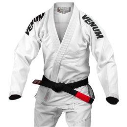 Kimono jujitsu bresilien Venum Contender Evo blanc