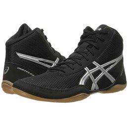 Chaussure de lutte scratch Junior Asics matflex 5 noir
