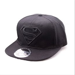 Casquette Superman black black