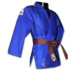 Kimono judo Noris 450gr sans bandes Bleu