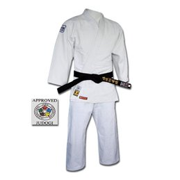 Kimono Judo Noris White tiger Champion IJF