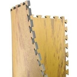 Tatami / Tapis emboitable aspect bois sable