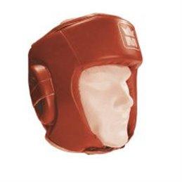 Casque de boxe Montana Amateur 34 l2 rouge