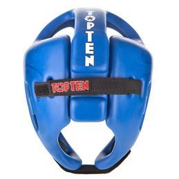 Casque competition Topten fight bleu