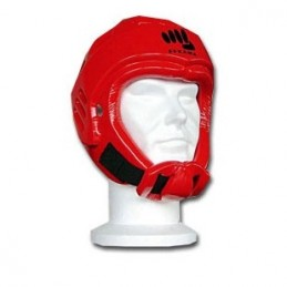 Casque Karate FF Karate Noris rouge