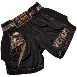 Short de Muay Thai Venum Giant noir/camo