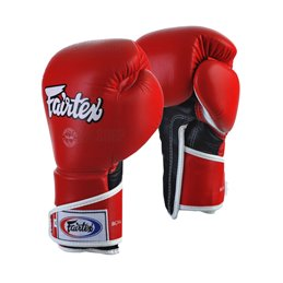 Gants boxe Fairtex V6 Rouge